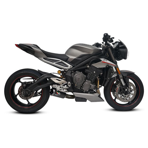 STREET TRIPLE 765 GP3 GP1/R DE-CAT