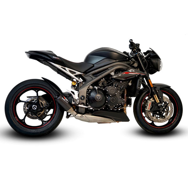 1050 SPEED TRIPLE GP3 GP1/R SLIP-ON