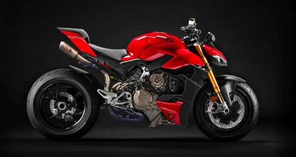 DUCATI STREETFIGHTER V4 RS22-V FULL EXHAUST SYSTEMS