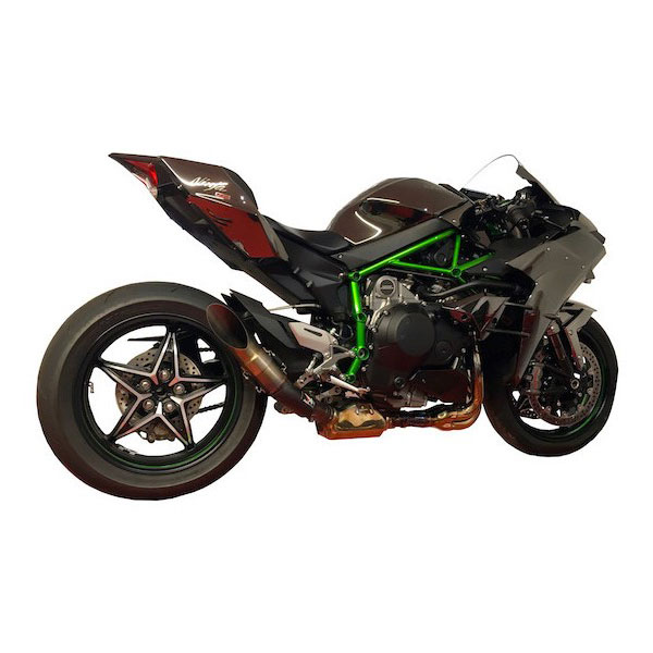 NINJA H2 SLASH CUT SLIP-ON