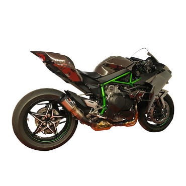 NINJA H2 GP1/R SLIP-ON