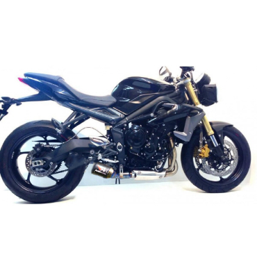 675 STREET TRIPLE GP3 GP1/R SLIP-ON