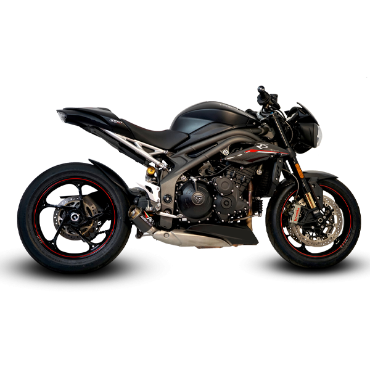 1050 SPEED TRIPLE GP3 GP2/R SLIP-ON
