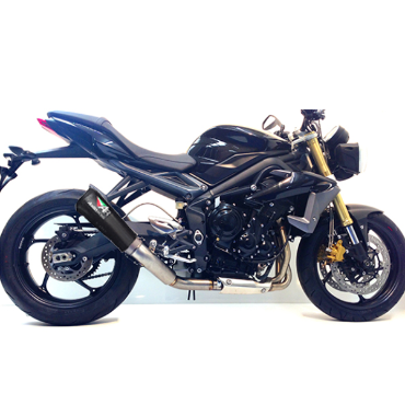 675 STREET TRIPLE GP2/R SLIP-ON